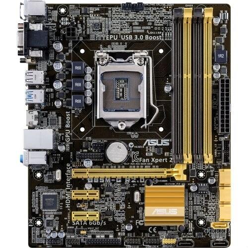 Shop Asus B85M-G R2 Desktop Motherboard Asus B85M-G R2.0 Desktop Motherboard - Intel B85 Express Chipset - Socket H3 LGA-1150 - Micro - Overstock ...