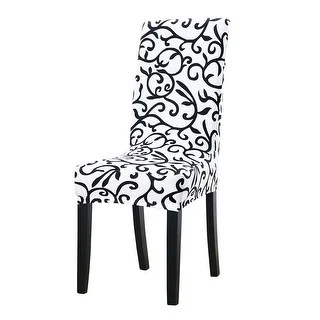 black parson chair covers racing gaming buy slipcovers online at overstock com our best furniture deals