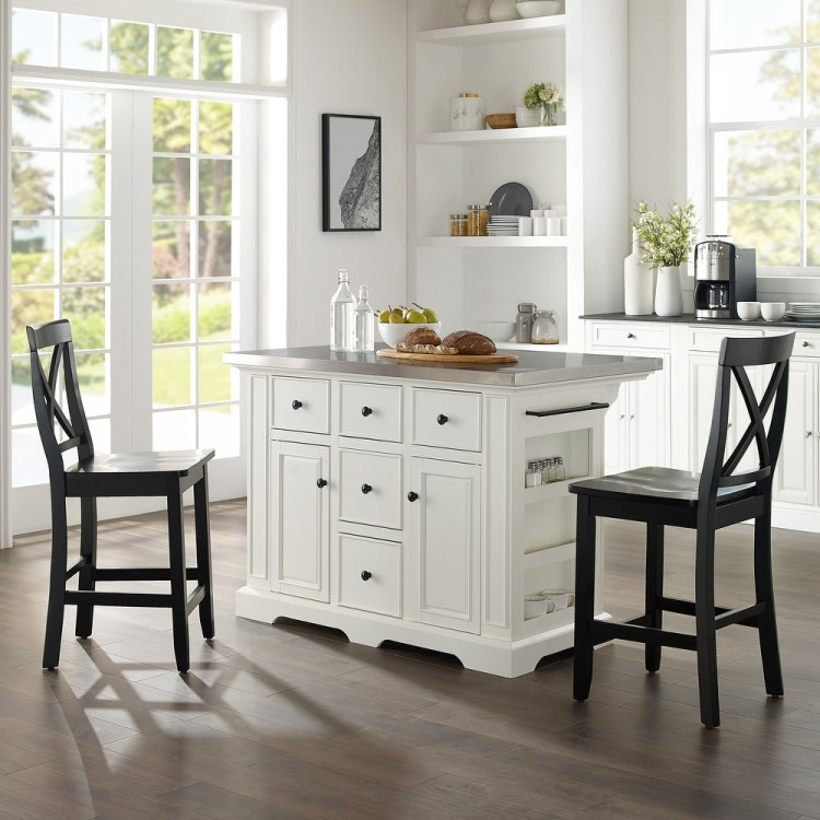 Crosley Furniture Kitchen Furniture Find Great Kitchen Dining Deals Shopping At Overstock