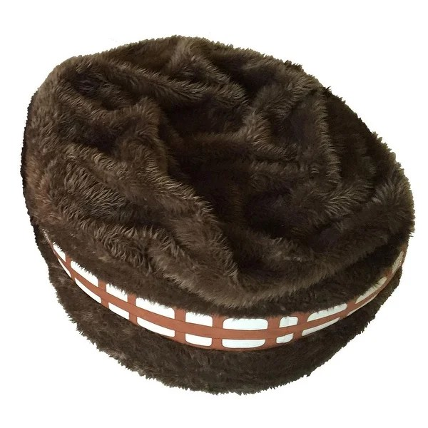 bean bag chair covers desk used shop star wars chewbacca soft xl cover free shipping today overstock com 16634453