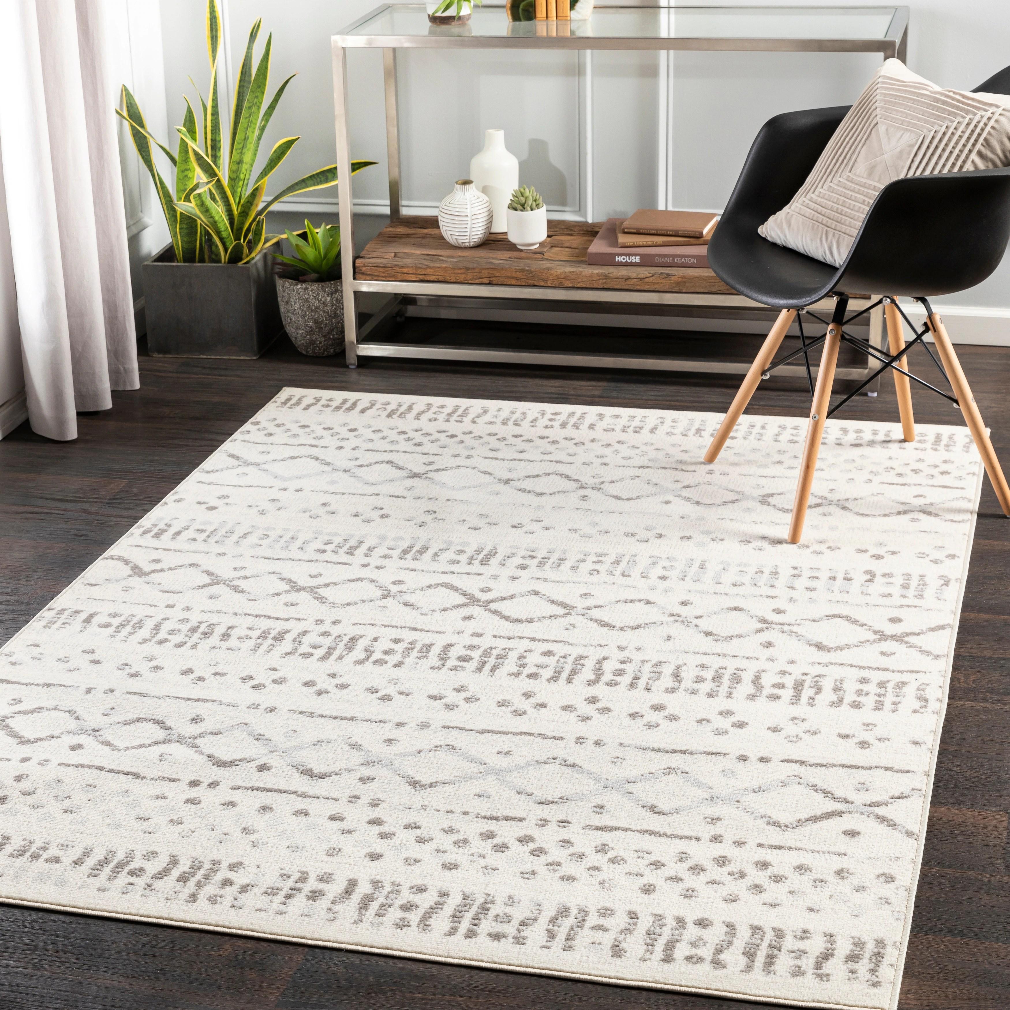 makena scandinavian stripe area rug