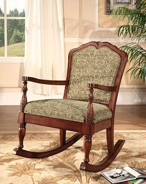 Overstock rocking chair