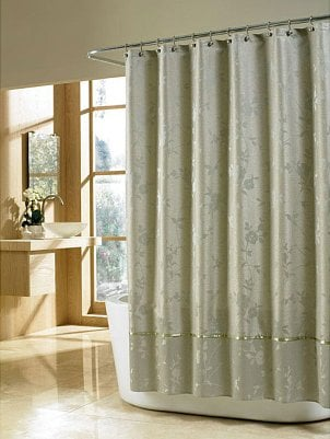 Tips On Using Cloth Shower Curtains Overstock™