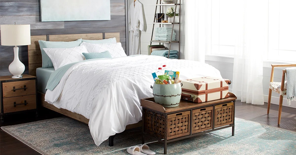 Create a Guest Bedroom Your Visitors Will Love  Overstockcom