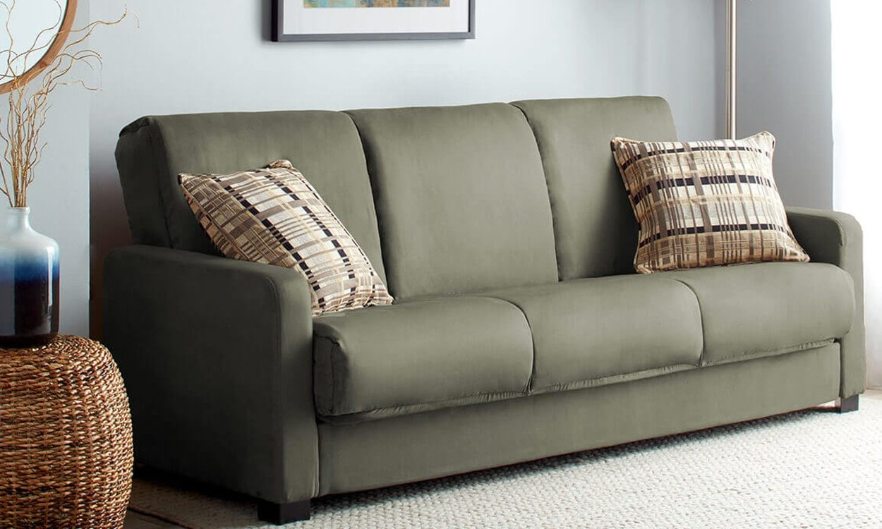 bright sofa diy reupholster cushion common questions about microfiber furniture overstock com green with pillows in a room