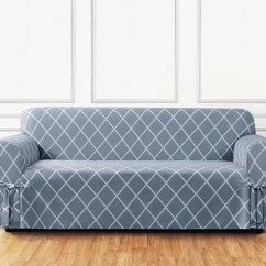 Quilted Embroidery Sectional Sofa Couch Slipcovers Furniture Protector Cotton Blacksmith 2018 5 Steps To Choosing A Durable Slipcover Overstock Com Blue White Lattice Slip Cover