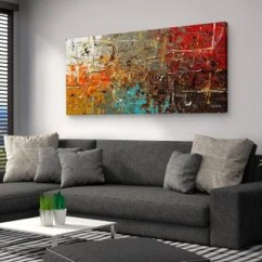 Paintings For Living Room Wall Small Ideas No Fireplace How To Choose The Best Art Your Home Overstock Com Shop Gallery Link Image