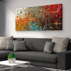Canvas Prints For Living Room Gray Slate Floor How To Choose The Best Wall Art Your Home Overstock Com