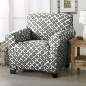 affordable chair covers calgary ikea spinning slipcovers furniture find great home decor deals shopping at overstock com