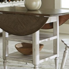 Kitchen Table Small Remodel Atlanta Top 5 Drop Leaf Styles For Spaces Overstock Com In A Dining Room With White Chairs