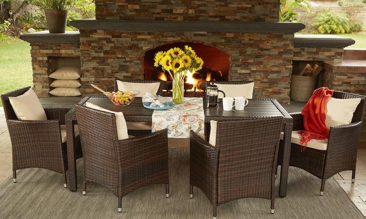patio furniture clearance sale