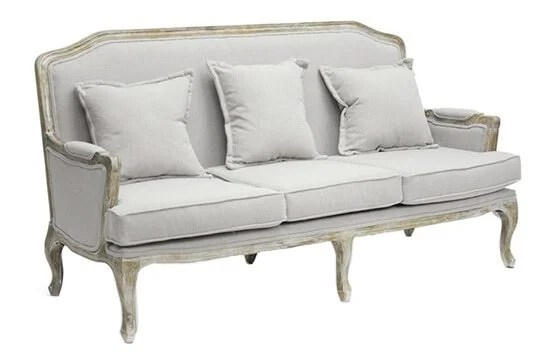 french sofa ideas american leather king size sleeper charming country decor for your home overstock com antiqued furniture