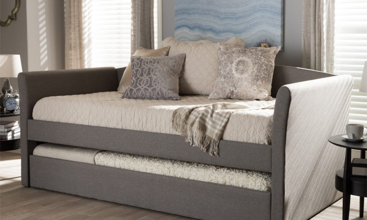 Top 5 Ideas for Guest Room Beds  Overstockcom