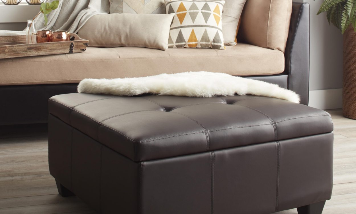 ottoman tables living room mixing white and dark wood furniture in tips on coordinating an with your overstock com