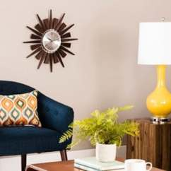 Mid Century Modern Living Room Lighting Small Apartment Storage Ideas Trend Alert Furniture And Decor Pop Of Color