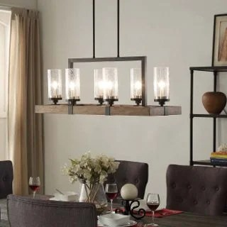 kitchen table light fixtures where can i buy a top 6 for glowing dining room overstock com