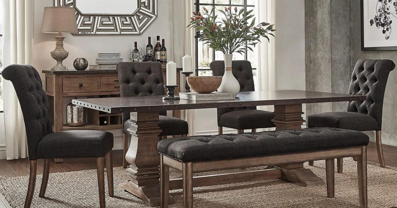 How to Choose Elegant Dining Room Furniture  Overstockcom