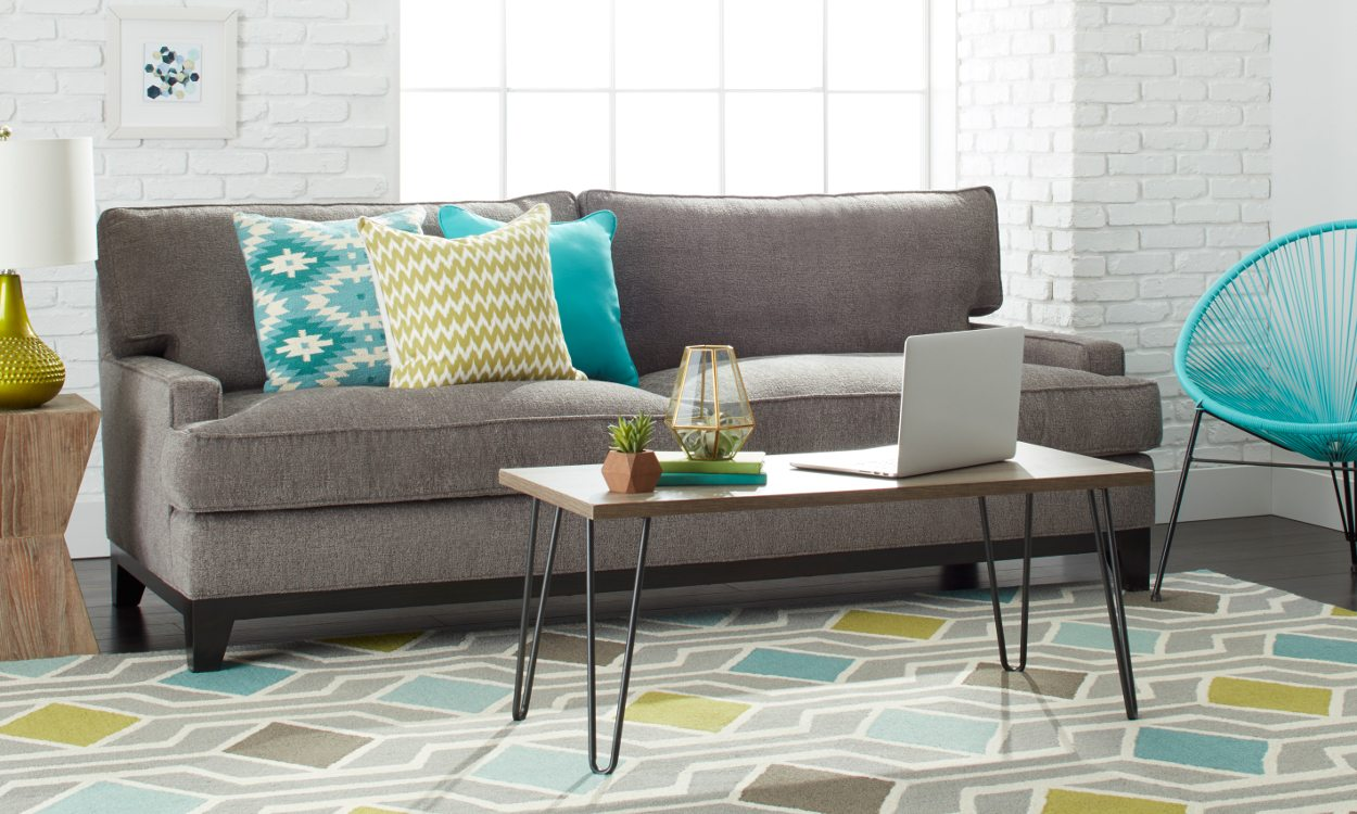 mixing furniture styles living room gray couch ideas 5 designer tips on how to mix and match overstock com a