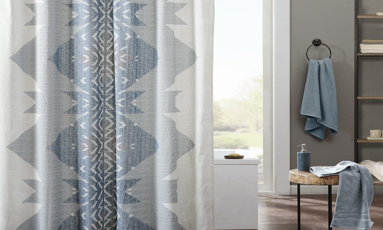 Types Of Shower Curtains To Update Your Bathroom Overstock Com