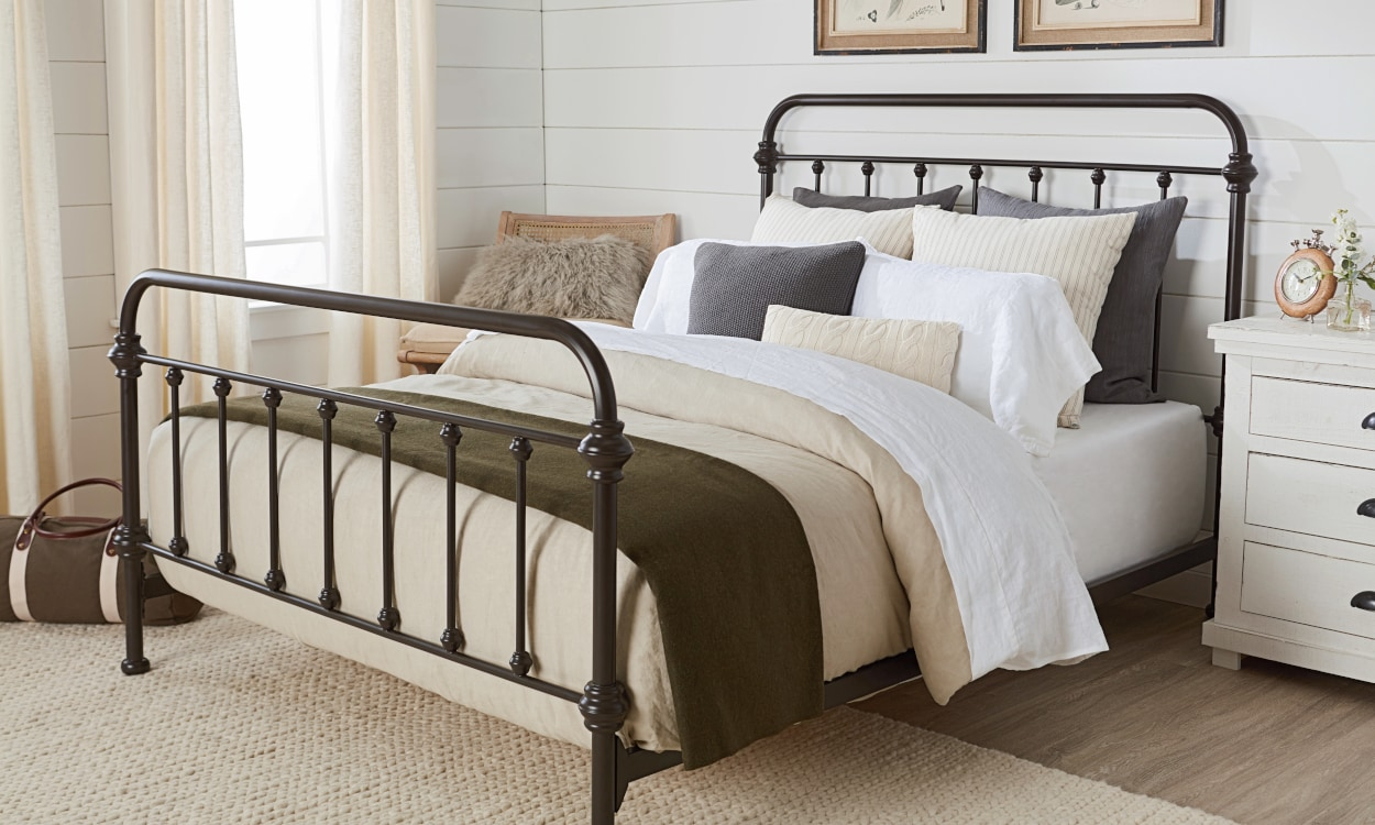 6 Easy Steps To Buying The Perfect Bed Frame Overstock Com
