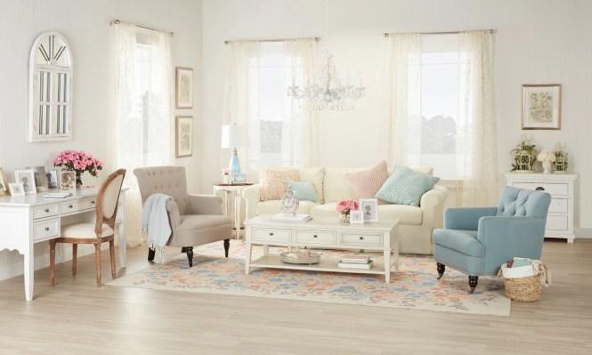 Shabby Chic Furniture Decor Ideas