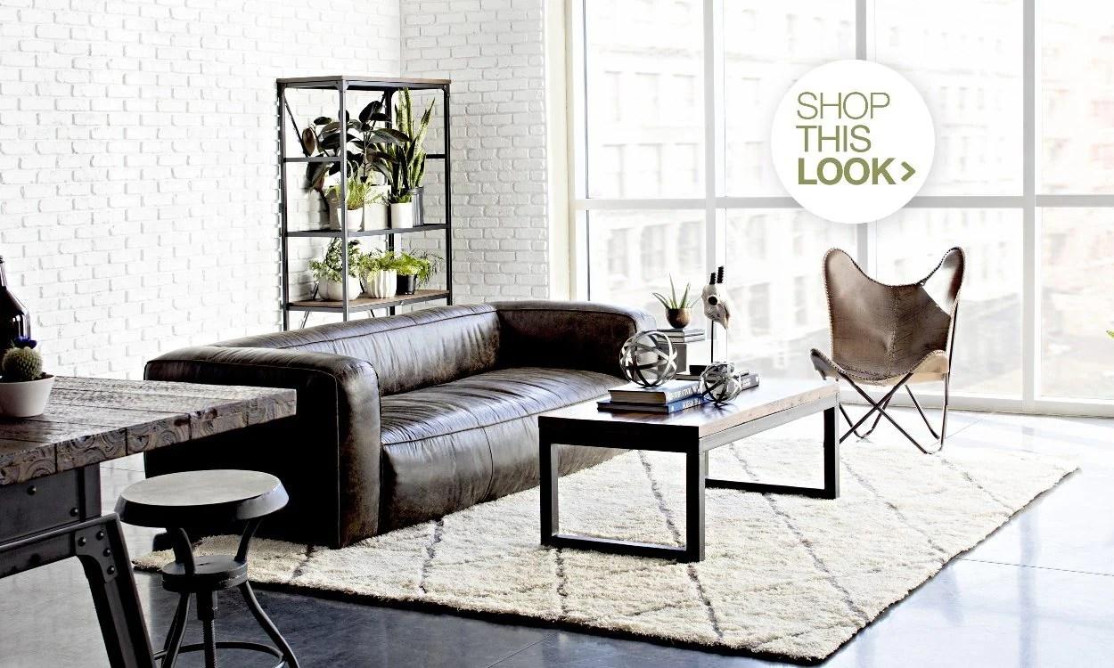 industrial furniture decor ideas