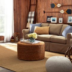 Lake House Living Room Ideas Design Tv Over Fireplace Decor A Cottage Style Family Favorite