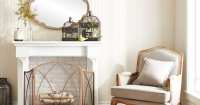 15 Mantel Decor Ideas for Above Your Fireplace - Overstock.com