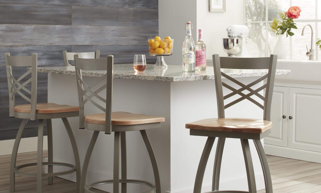 chair stools height covers for dining room your guide to finding the perfect bar stool overstock com