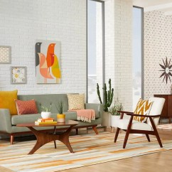 Show Pictures Of Modern Living Rooms Ashley Leather Room Sets 20 Mid Century Ideas Overstock Com