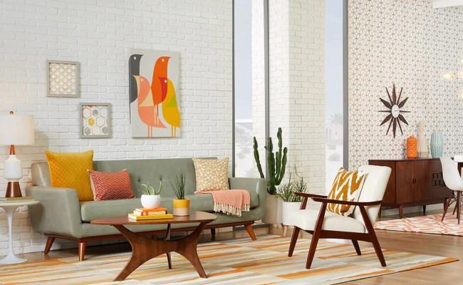 20 Mid Century Modern Living Room Ideas Overstock