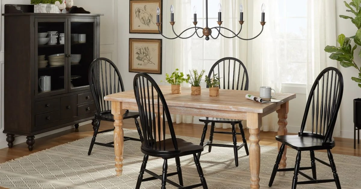 Black Dining Room Furniture Ideas Good Enough To Eat Overstock Com