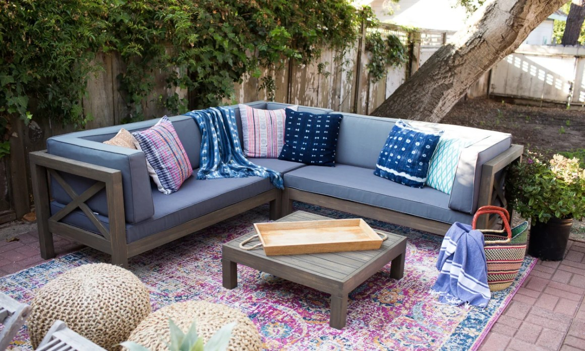 10 designer patio ideas to copy right now | overstock