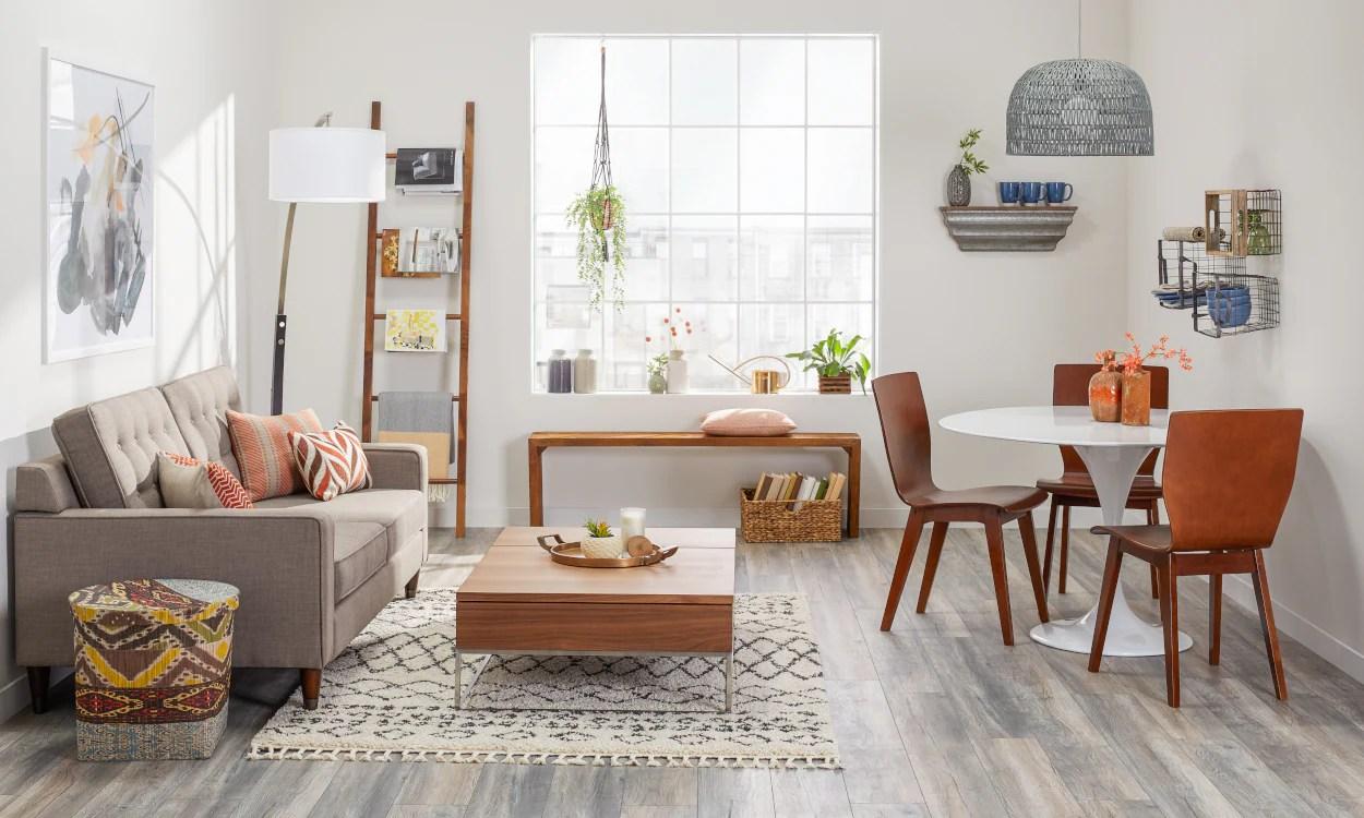 living room organization mirror wall 6 clever ideas overstock com