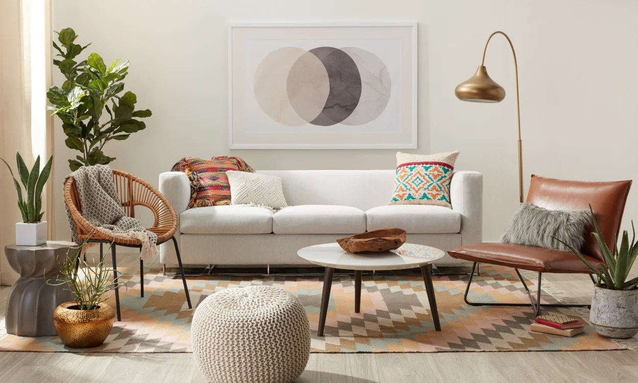 Embracing A Free Spirited Style With Boho Rugs Overstock Com