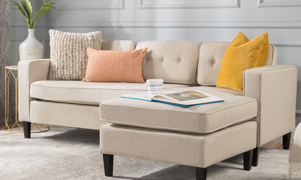 small sectional sofas couches