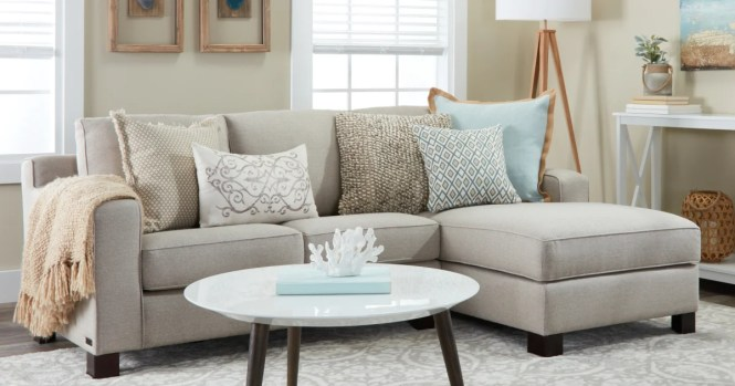Small Sectional Sofas Couches For