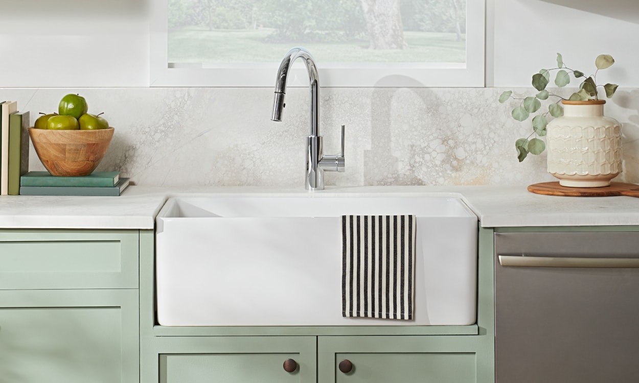 How To Choose The Right Size Kitchen Sink Overstock Com