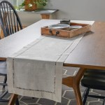 How To Use Table Runners For Decoration Overstock Com