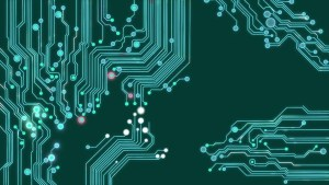 Animated Printed Circuit Board Background Stock Footage Video 1339435 | Shutterstock