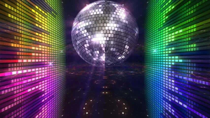 Equalizer Wallpaper Hd Disco And Club Space Background Stock Footage Video