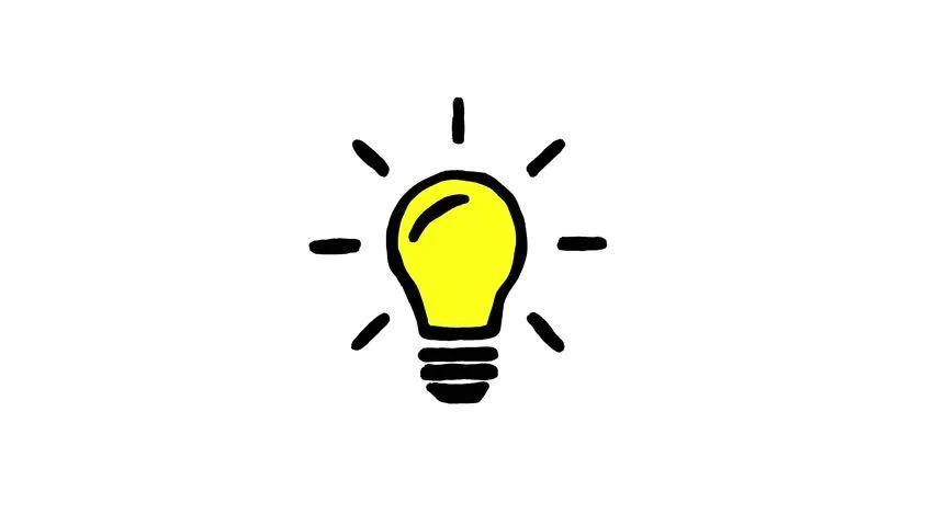 lightbulb animation