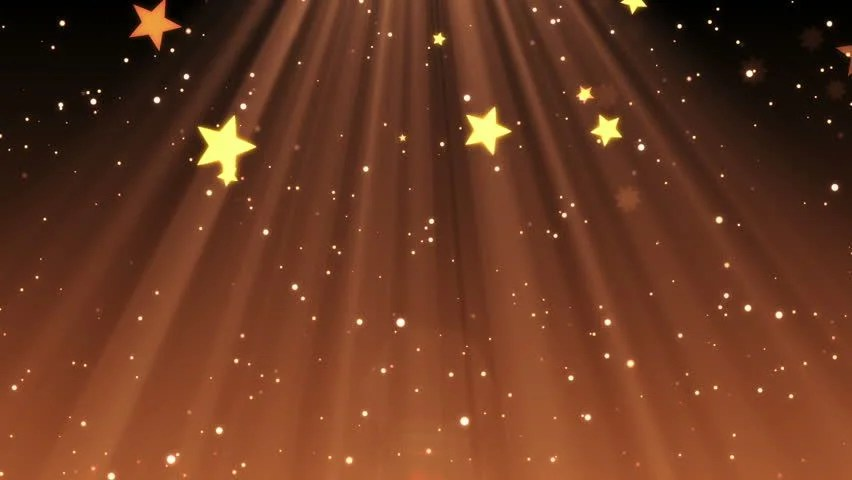 Falling From Stars Wallpaper Abstract Cgi Motion Graphics And Animated Background With