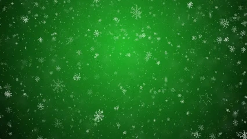 Christmas Snow Falling Wallpaper Falling Snowflakes And Stars On Stock Footage Video 100