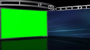 virtual screen studio greenscreen shutterstock footage effect hintergrund clip animation