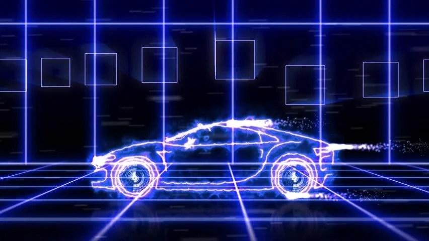 Geometric Wallpaper Hd Blue Car Vector Graphic Image Free Stock Photo Public