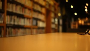 library background blurred table assignments aiou marks overview shutterstock