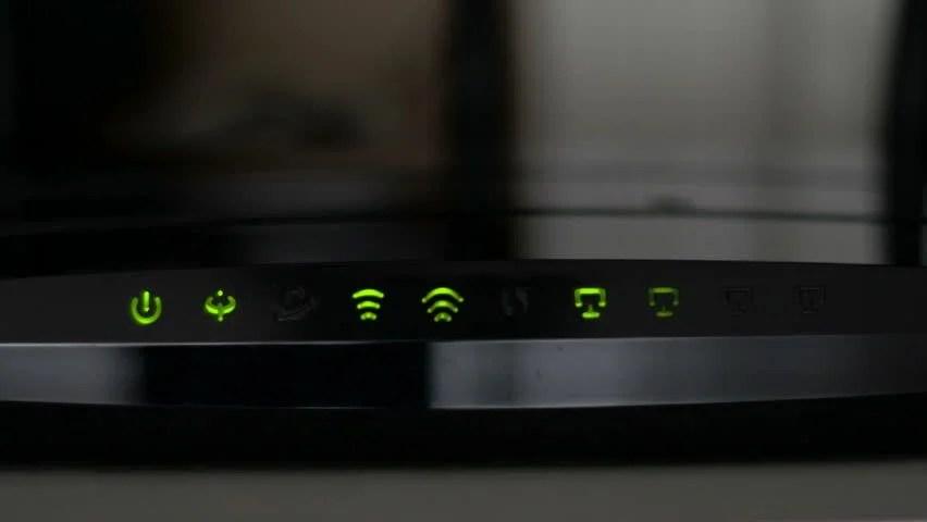 Internet Light Blinking On Router  Decoratingspecialcom