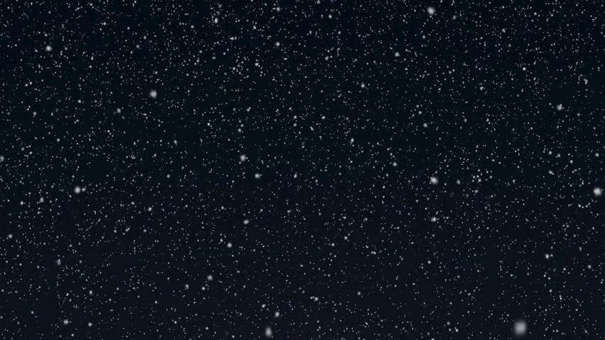 Falling Stars Grunge Wallpaper Snow Stock Footage Video Shutterstock