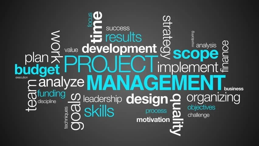 Stock video of project management  4733222  Shutterstock